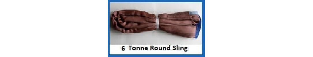 6000 kg Round Sling