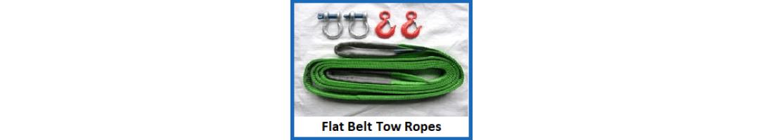 Flat Belt Tow Ropes