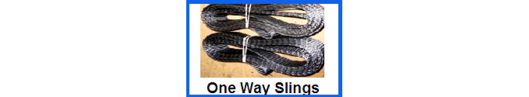 One Way Sling / Single Use Slings