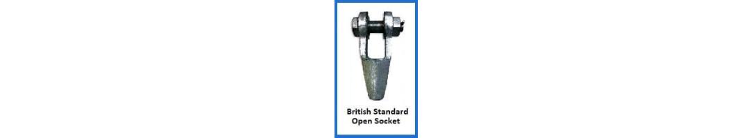 British Standard Open Socket