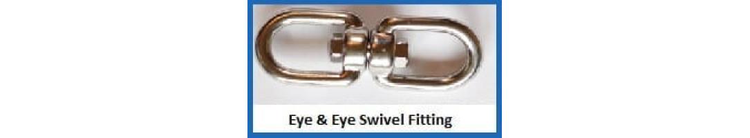 Eye-Eye Swivel Fitting