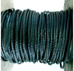 10mm 7 x 7 Theatre Cable (1m Length)