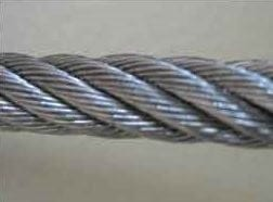 7x19 stainless rope