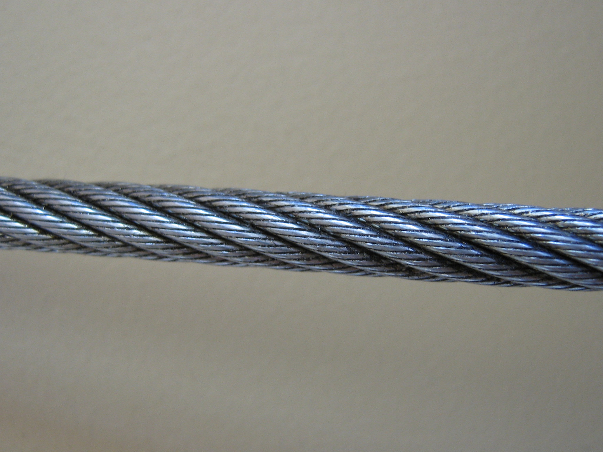compacted rope