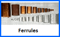 ferrules - wire rope fittings