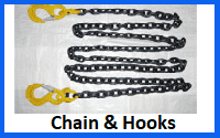 chain and hooks
