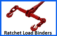 ratchet load binders