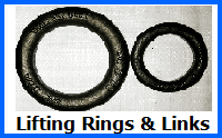 lifting rings and links