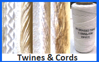 twines and cords
