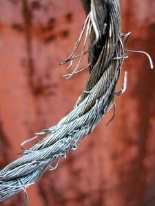 wire ropes life span