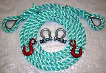 toe rope kit