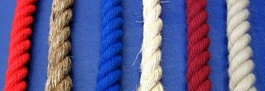 rope for decking and barriers