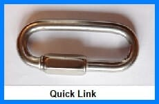 quick link - lifting rings & links