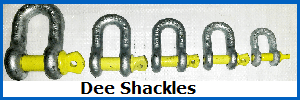 dee shackles