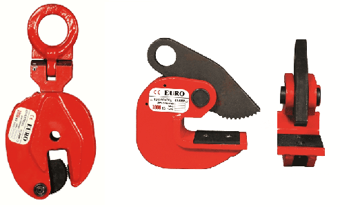 plate lifting clamps