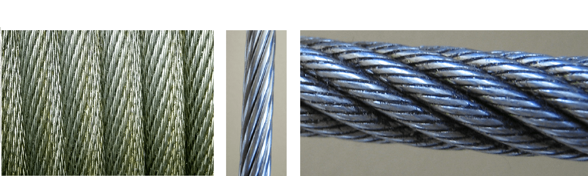 Compacted Wire Rope | Compacted Stainless Steel Rope