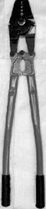 wire rope crimpers