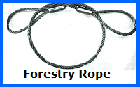 forestry rope