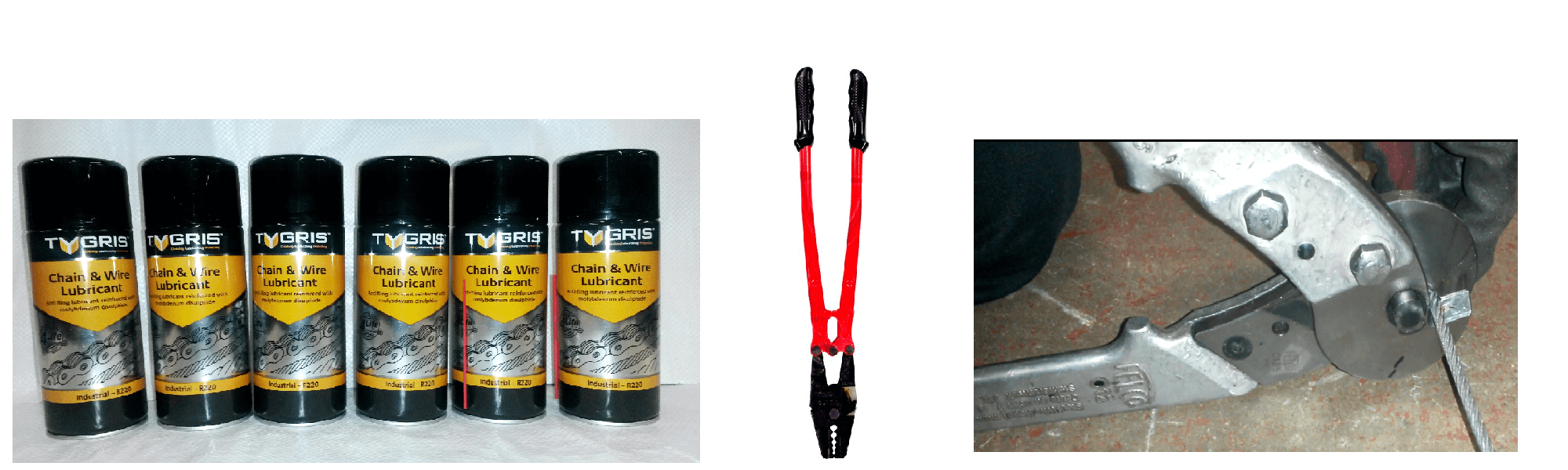 wire rope tools
