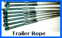trailer rope