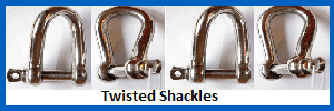 twisted shackles