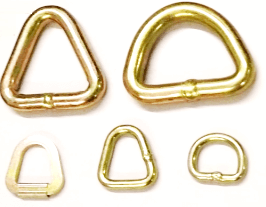 ratchet strap delta rings