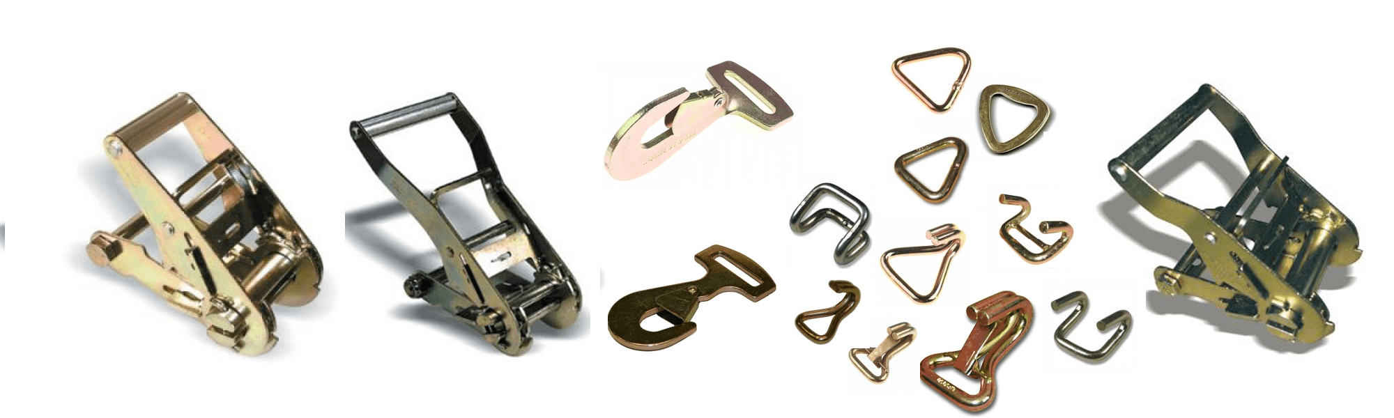 ratchet strap fittings