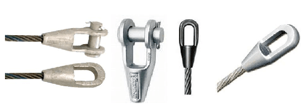 wire rope sockets