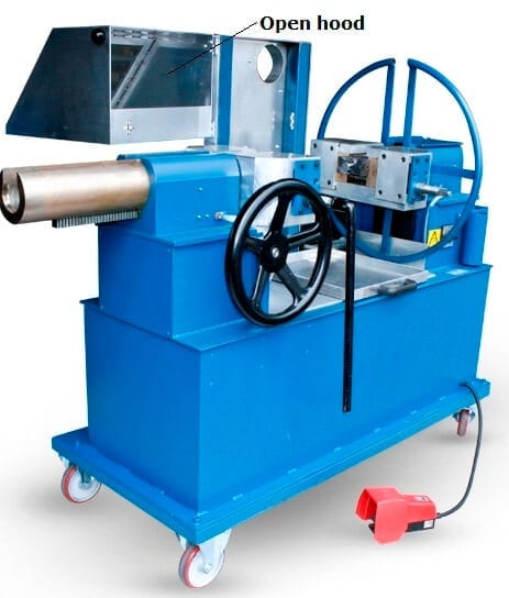 Annealing Machines | Fuse & Taper Machine | Rope Services