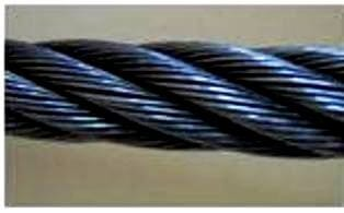 6x36 wire rope