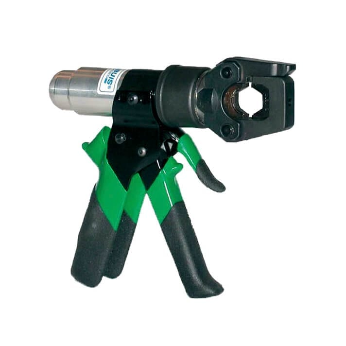 hand held swaging device