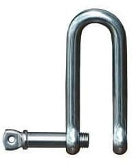 captive pin long dee shackle