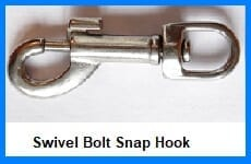 Swivel Bolt Snap Hook