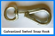 swivel hook