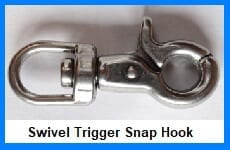 swivel trigger snap hook