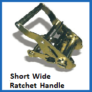 short wide ratchet handle