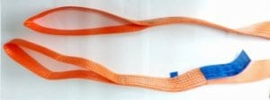 50 mm soft loop each end one way sling
