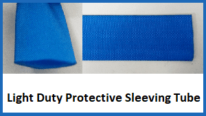 light duty protective sleeving